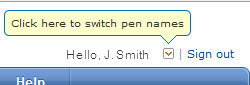 pen names on amazon image
