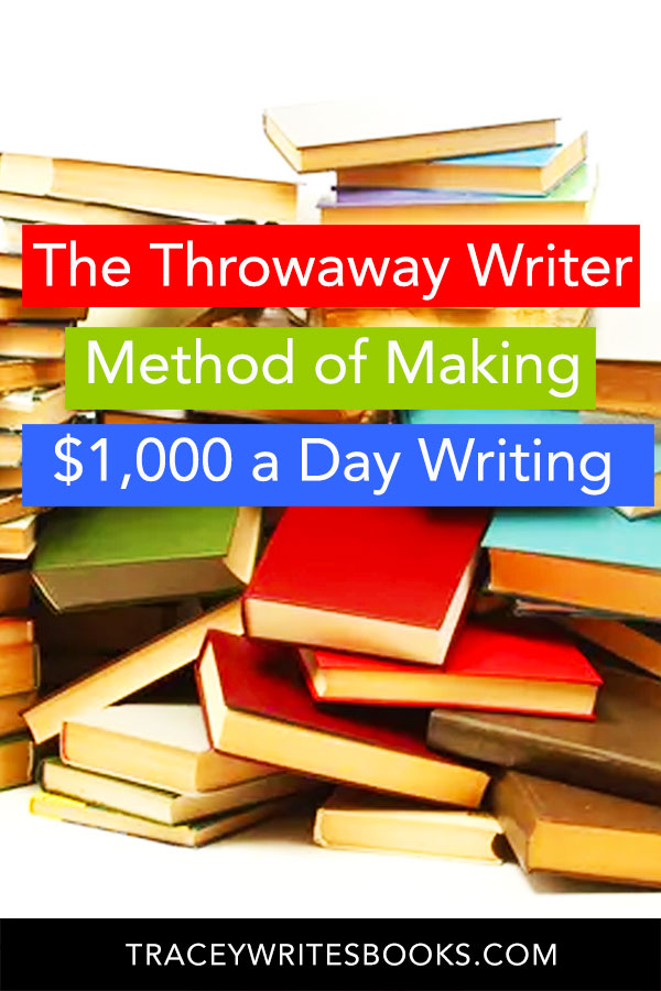 throwaway writer method