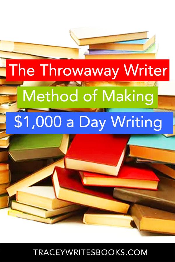 throwaway writer method