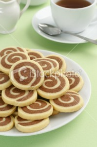 stock photo 18902271 pinwheel cookies and tea 199x300 How To Design a Kindle Book Cover When Youre Not a Designer
