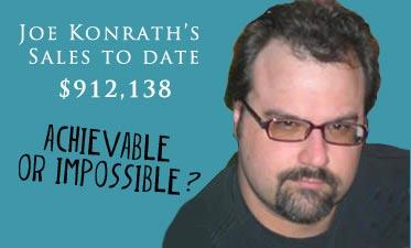 joe konrath Another Post About Joe Konraths Sales Figures